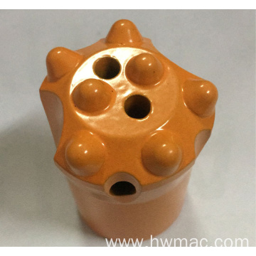 38mm 11 degreee taper button rock drill bit