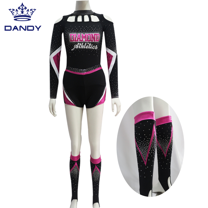 women's cheerleading uniforms