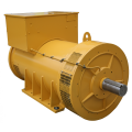 Yellow Color Three Phase Brushless Marine Generator