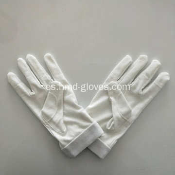 Guantes Gripper Dot White Parade