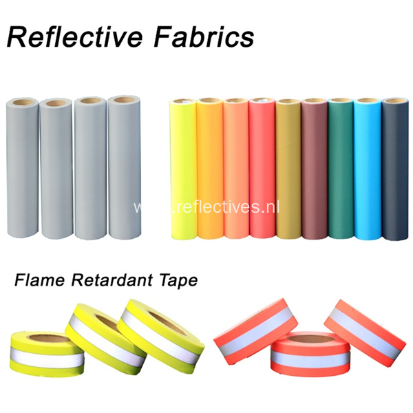 Flame Retardant  Cotton Reflective Fabric