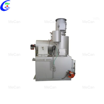 Medical waste continuous incinerator