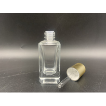 40ml cosmetic lotion essence bottle essence oil squarebottle