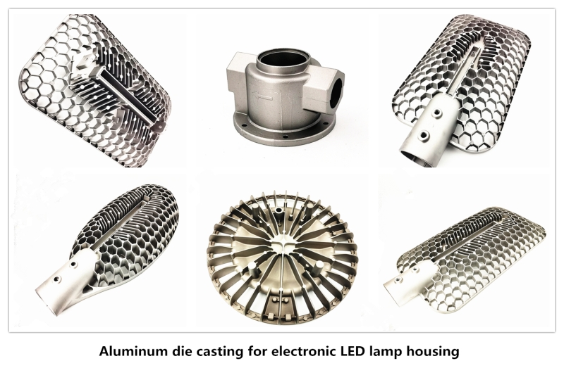 Led Lamp Aluminum