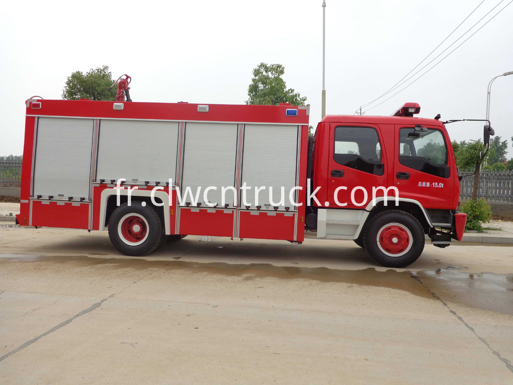 foam sprayer truck 1
