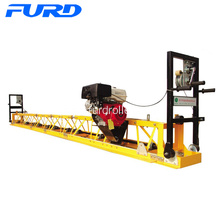 4-16M Cement Level Concrete Vibratory Truss Screed Machine
