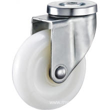 5inch Hollow Pivel Swivel PA Casters