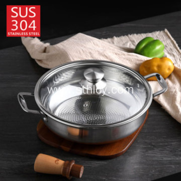 304 Korean Stainless Steel Hot Pot