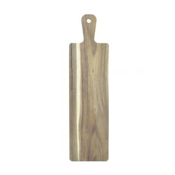 wood cutting boards with handle