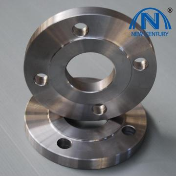 Custom Zinc Plated Socket Welding Flanges