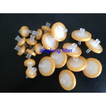 0.45um Nylon Syringe Filter For Laboratory Equipment