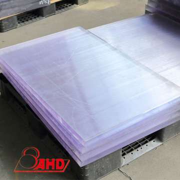 Transparent Soundproofing PC Sheet Material Price Cost