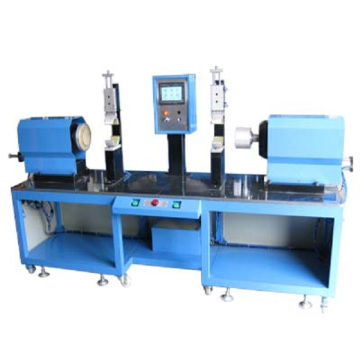 Horizontal  Rotary Melting Machine