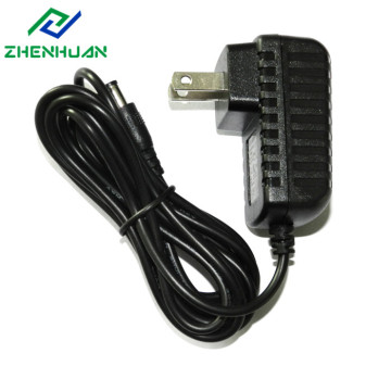 5V / 2A 10 Watt 110VAC Input Amerika Plug Power Adapter