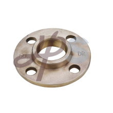 Brass female thread flanges