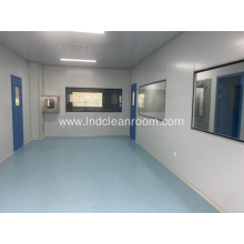 Cleanroom Uganda Cosmetics Factory