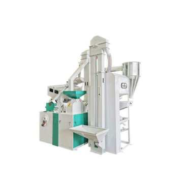 15Tons Per Day combined rice mill milling machine