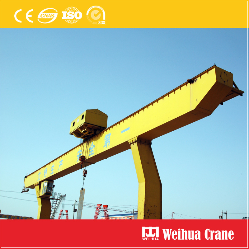 Single Girder Gantry Crane L