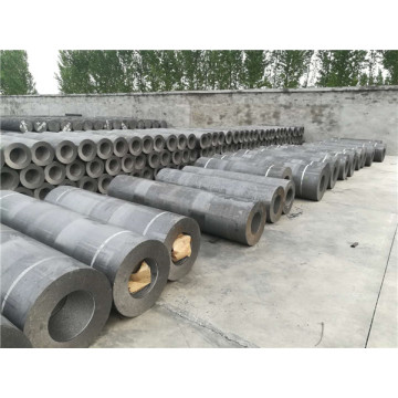 UHP500 600 650 2400mm Graphite Electrode with Nipples