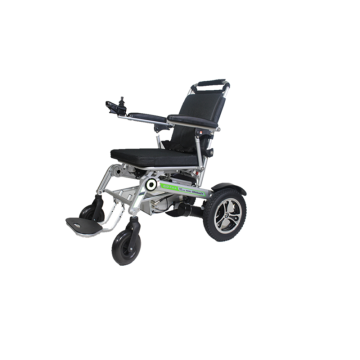 Convenient full automatic folding wheelchair