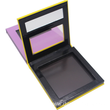 Colourful eyeshadow makeup palette private label
