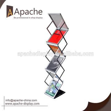 New design Factory price folding display stand Made in China