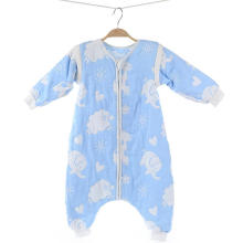 100% Cotton Baby Pajamas Very Breathable and Skincare