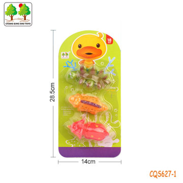 CQS627-1 CQS soft water spray dinosaurs 3PCS