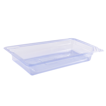 PET packaging disposable tray food vacuum