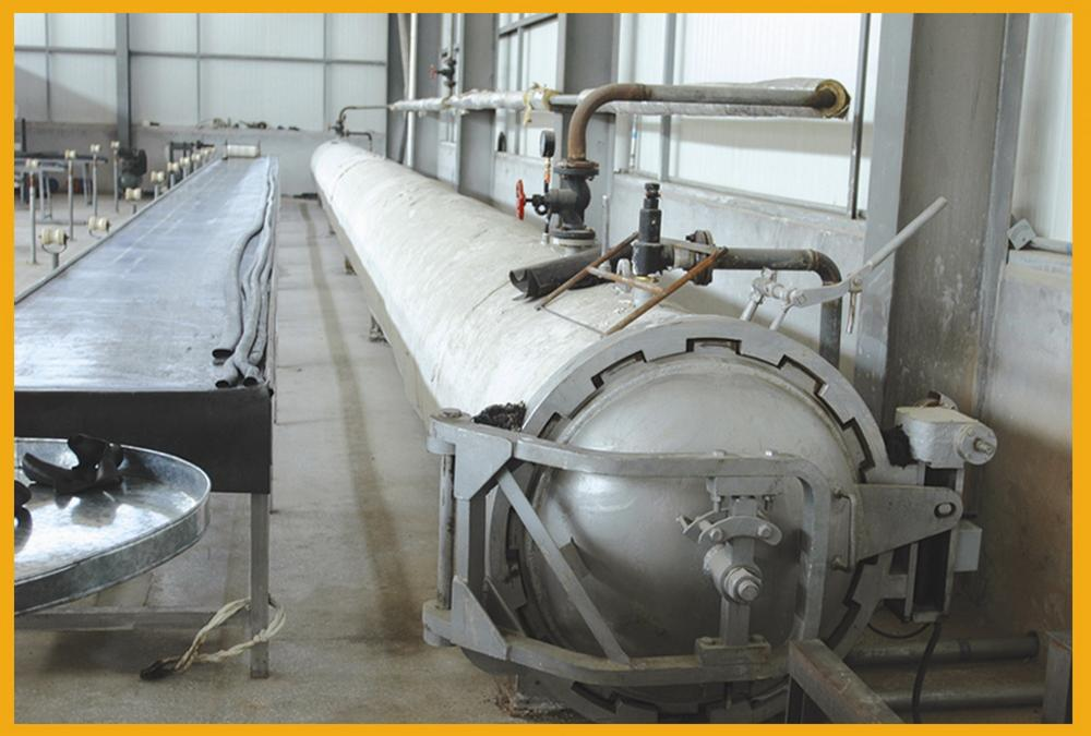 High Pressure Water Transimission Pipe