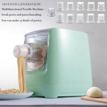 electric automatic Pasta maker hoem dough knead noodle machine steel roller press sheeter fresh carbon smart dumpling 110V 220V