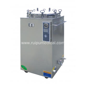 Digital Display Automation Verticl Pressure Steam Sterilizer