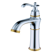 All new single-lever restroom vintage basin faucet