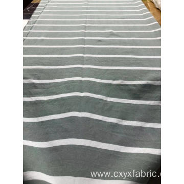 stripe yarn dyed fabric polyester for home textile