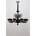 New Design Elegant Delicate Living Room Glass Chandelier
