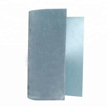 0.3mm Durable Flocking Rigid PVC Velvet Sheets