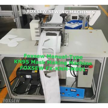Manual Type KN95 Mask Making Machine