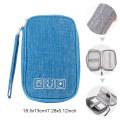 D Style Blue Bag