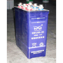 nickel cadmium rechargeable batteries 1200ah nicd battery