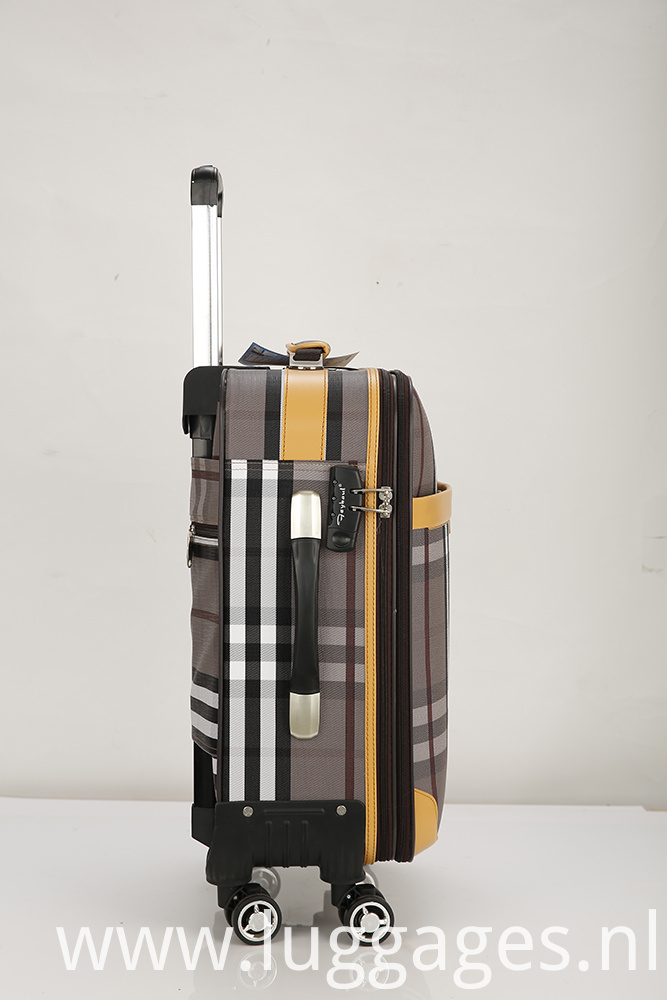 Lattice Luggage Case