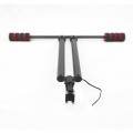 Double Carbon Tube Electric Retractable Landing Gear Skid