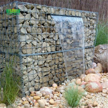 Retaining wall welded gabion price