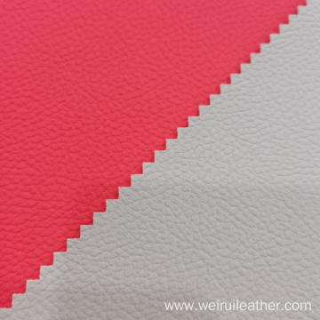 0.8MM Thickened Litchi Leather For Sofa
