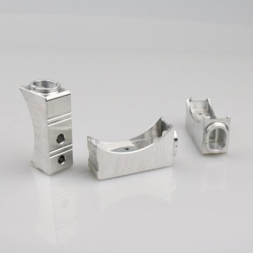 High Precision Factory Customized CNC Milling Aluminum Parts