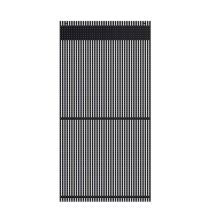 Grille Screen With Small Spacing Display