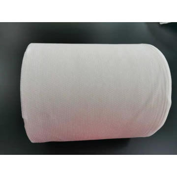100% Cotton Mesh Towel Fabric Spunlace Nonwoven