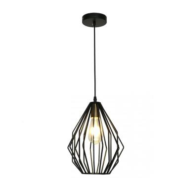 Simple industrial single head Chandelier