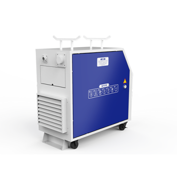 Factory directSheet metal portable 30KW fast charging