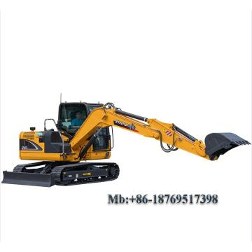 Chinese 7 ton crawler excavator for sale Rhinoceros brand excavator