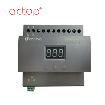 GRMS Hotel Management Software Custom Door Plate Wall Switch TV PC Data Glass Metal Plastic Socket Switch Panel
